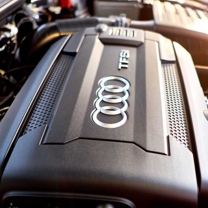 cambridge Audi TFSI Engine Service
