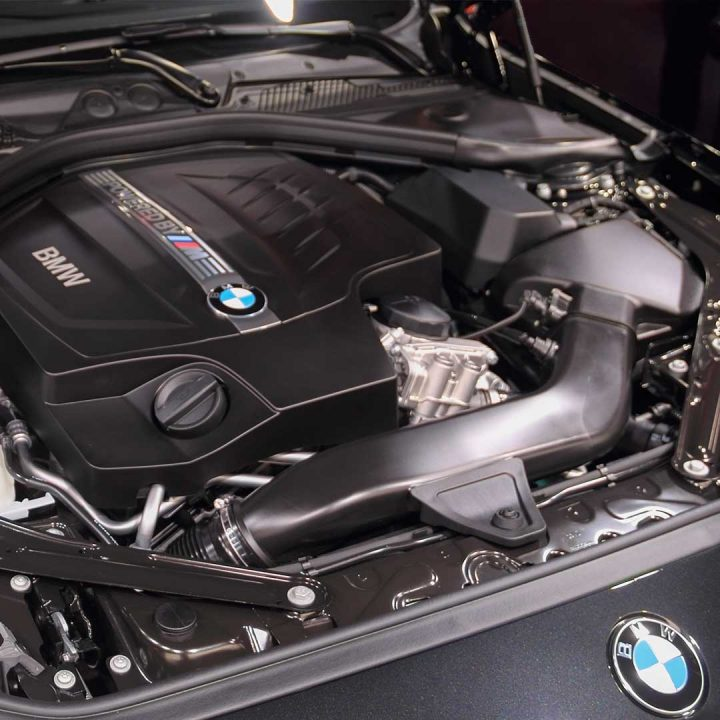 BMW M Power Engine Service Barons